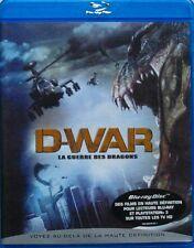 BLU RAY D-WAR  LA GUERRE DES DRAGONS - Jason BEHR / Amanda BROOKS
