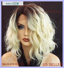 LOOSE BEACHY WAVES WIG HEAT SAFE  STUNNING  STYLE COLOR TT4.613 US SELL 425