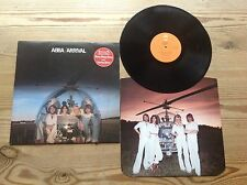 ABBA ARRIVAL 1976 EPIC RECORDS VINYL LP + HARD INNER SLEEVE - NEAR MINT CLASSIC