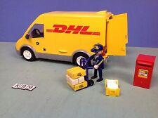 (K99) playmobil camion de la poste DHL ref 4401 4400
