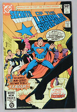 Secrets of the Legion of Super-Heroes #1 (Jan 1981, DC)