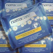 Natracare Intimpflegetücher Bio-Baumwolle 2 ST Doppelpack Naturkosmetik Bio BW