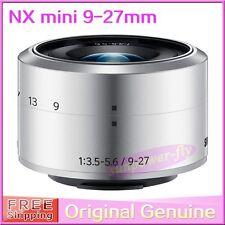 Genuine Original Samsung NX-M 9-27mm f/3.5-5.6 ED OIS NX Mini NXF1 Lens silver
