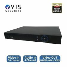 Ovis-211602-CB 16-Channel 1080p Security Surveillance DVR AHD/IPC/Analogic HDMI