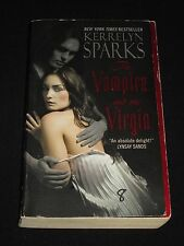 wm* KERRELYN SPARKS ~ THE VAMPIRE AND THE VIRGIN