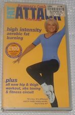 Rosemary Conley Fat Attack Workout VHS