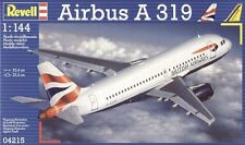 REVELL AIRBUS A-319 'BRITISH AIRWAYS' NEW MINT & SEALED 1/144