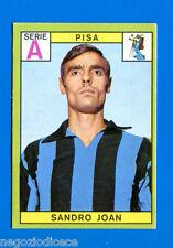 CALCIATORI PANINI 1968-69 - Figurina-Sticker - JOAN - PISA -Rec