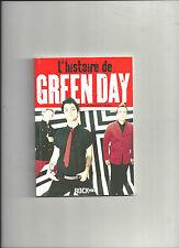 L'histoire de Green Day Jean-Pierre Sabouret Rock You REF E31