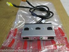 IBM 43N9077 Front I/O USB Audio Ports Panel for ThinkCentre M58