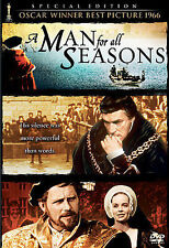 A Man for All Seasons (DVD, 2007, Special Edition) 1966 Oscar for Best Picture
