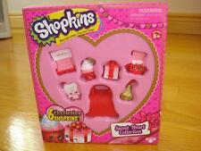 Shopkins Sweet Heart Collection Valentine's Day 6 exclusive shopkins