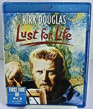 Lust For Life (Blu-Ray-2015) 1956 Biographical film on life of Vincent Van Gogh