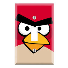 Angry Birds Decorative Single Toggle Light Switch Wall Plate Cover GA22A