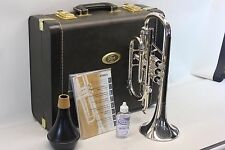 YAMAHA XENO CORNET SHEPARDS CROOK YCR8335R YCR 8335 Pro Horn NEW CONDITION DEMO