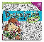 Design by Me Tropical : Fancy Art and Fun Display Ideas! (2011, Spiral)