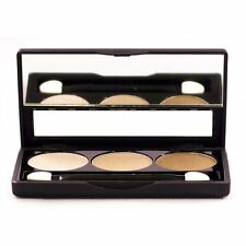 NYX Cosmetics Eyeshadow Trio TS15 Aloha/Mink Brown/Deep Bronze 2.1g