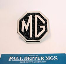 MG MGB GT Front Bumper Badge (Rubber Bumper Cars) CHA544
