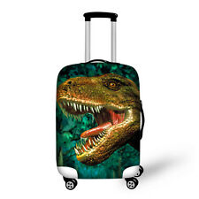 20 22 24 26 28 30 inch Cool Dinosaur Suitcase Protectors Trolley Luggage Cover