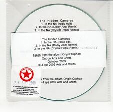 (GO253) The Hidden Cameras, In The NA - 2009 DJ CD