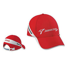 TOYOTA F1 TEAM CAP RED PANASONIC TOYOTA RACING FORMULA 1