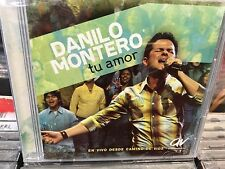 Tu Amor * by Danilo Montero (CD, Apr-2008, Sigueme Internacional)