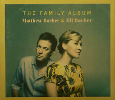CD MATTHEW BARBER & JILL BARBER - the family album