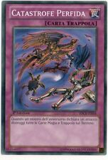 Catastrofe Perfida YU-GI-OH! SDCR-IT034 Ita COMMON 1 Ed.
