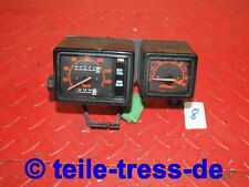 Tacho Cockpit Instrumente speedo rev counter Honda XL 350 R 600 #8