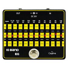 Caline CP-24 10 Band EQ Pedal