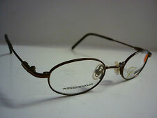 Genuine Designer Glasses Frames Eyeglasses Easytwist 796 Kids Brown Frames 675