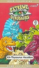 Extreme Dinosaurs: Ick-Thysaurus Vacation [VHS], Good VHS, Stevie Vallance, Lee