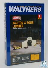 3235 Walthers Cornerstone Walton & Sons Lumber - N Scale