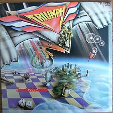 TRIUMPH Just A Game LP UK RCA Victor In Gatefold Sleeve PL13224