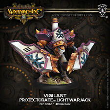 Warmachine: The Protectorate of Menoth Vigilant Light Warjack PIP 32068