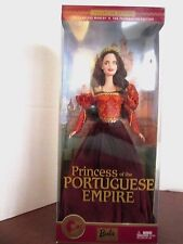Mint Never Opened Dolls of the World Princess of the Portuguese Empire Barbie