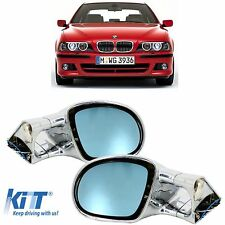 BMW E39 95-03 M5 Look Sport Mirrors Electrical Adjustment  LED turning lights
