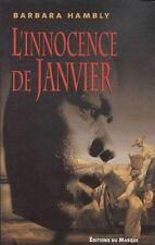 L'innocence de Janvier.Barbara HAMBLY.Le Masque