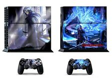 Devil May Cry 009 Skin Sticker for Sony PS4 PlayStation 4 and 2 controller skins