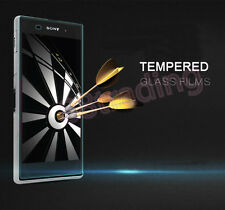 FRONT + BACK Tempered Glass Screen Protector for Sony Xperia Z1 C6902