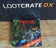 Predator 'Ancient Bio-Mask' Pin/Badge **Loot Crate DX Exclusive** Not In Shops