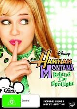 ●● Hannah Montana - Behind The Spotlight : Vol 1 ●● (DVD, 2007)