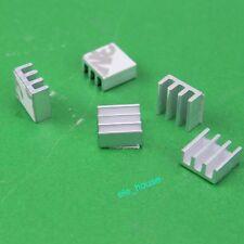 20PCS Lot 11x11x5MM IC Cooling Cooler Mini Aluminum Heatsink For Chip Cooling