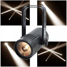 LED Pinspot Par36 Warm White Pin Beam 15W 165w Equiv. Mirror Ball DMX Spot Light