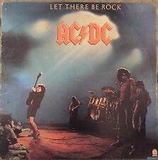 AC/DC – Let There Be Rock LP Rare Venezuela Press Import 1977