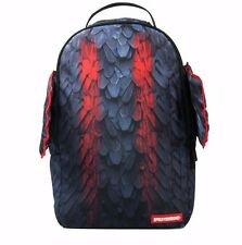 SPRAYGROUND TRIBAL WINGS PHOENIX FEATHERS DOPE URBAN SCHOOL BOOK BAG BACKPACK