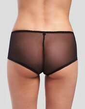 Midnight Grace Maternity Fern Flock Maternity Short XL Black briefs knickers