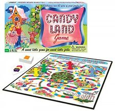 Candy Land 65th Anniversary Game, New, Free Shipping