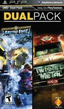 PSP Dual Pack - MotorStorm: Arctic Edge and Twisted Metal: Head On, (PSP)