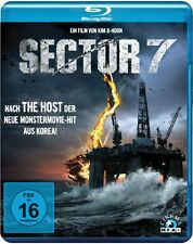 Sector 7 ( Koreanischer Horror-Action BLU-RAY ) mit Ha Ji-won ( Tsunami - Die To